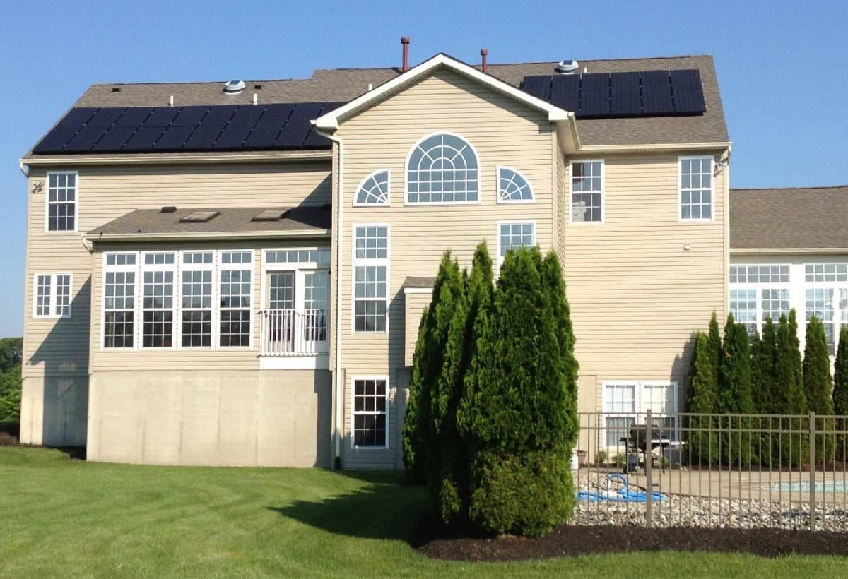 5.76 kW Solar Installation - Hainesport, NJ