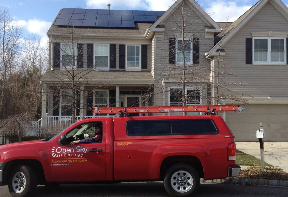 4.14 kW Solar Installation - Cherry Hill, NJ