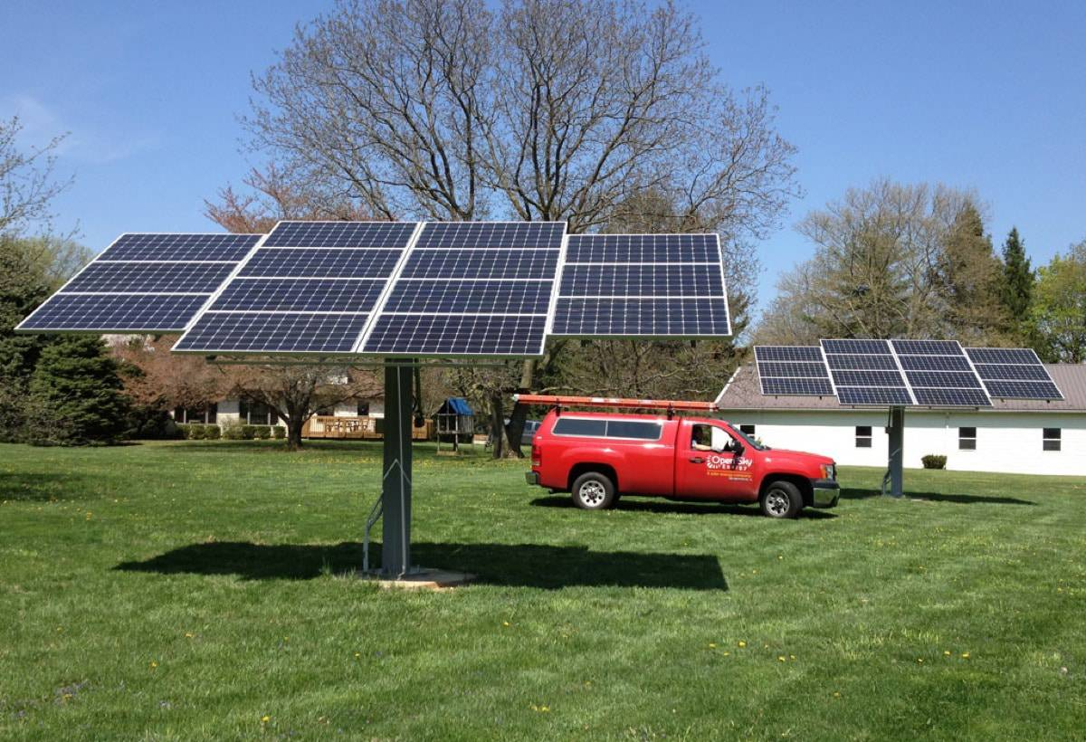 5 kW Solar Installation - Downingtown, PA