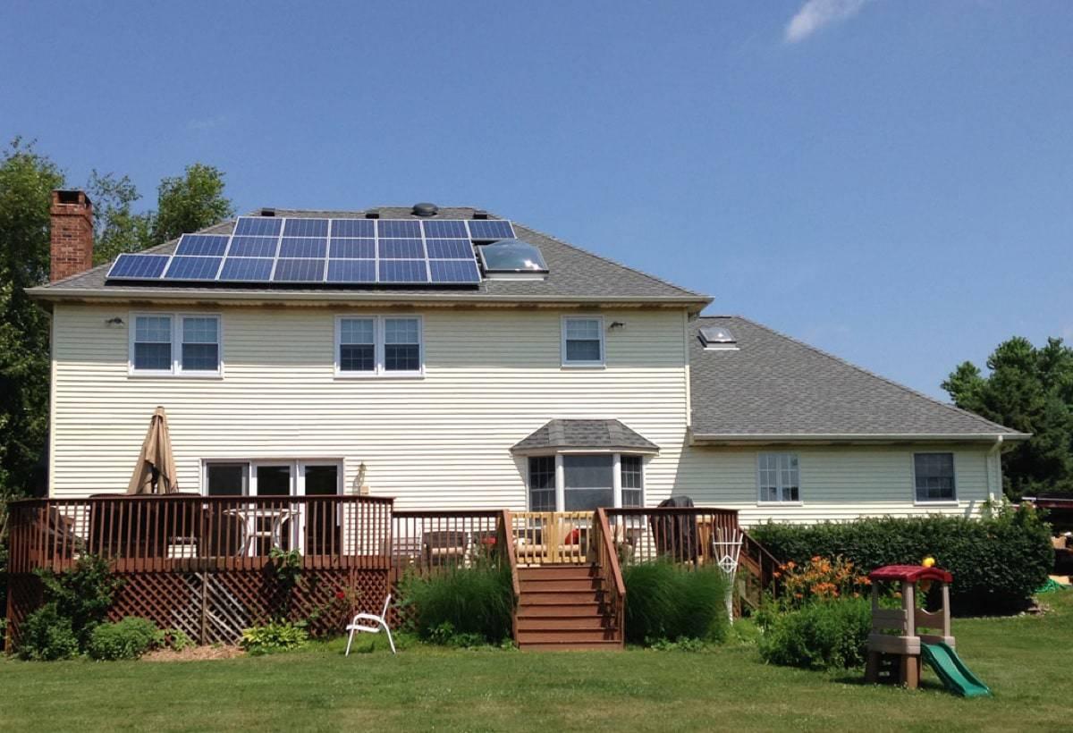 4.75 kW Solar Installation - Norristown, PA