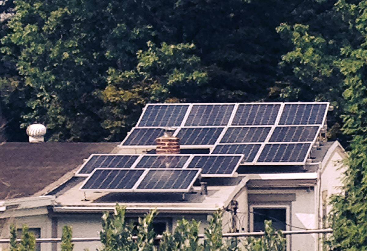 3.75 kW Solar Installation - Borough of Media, PA