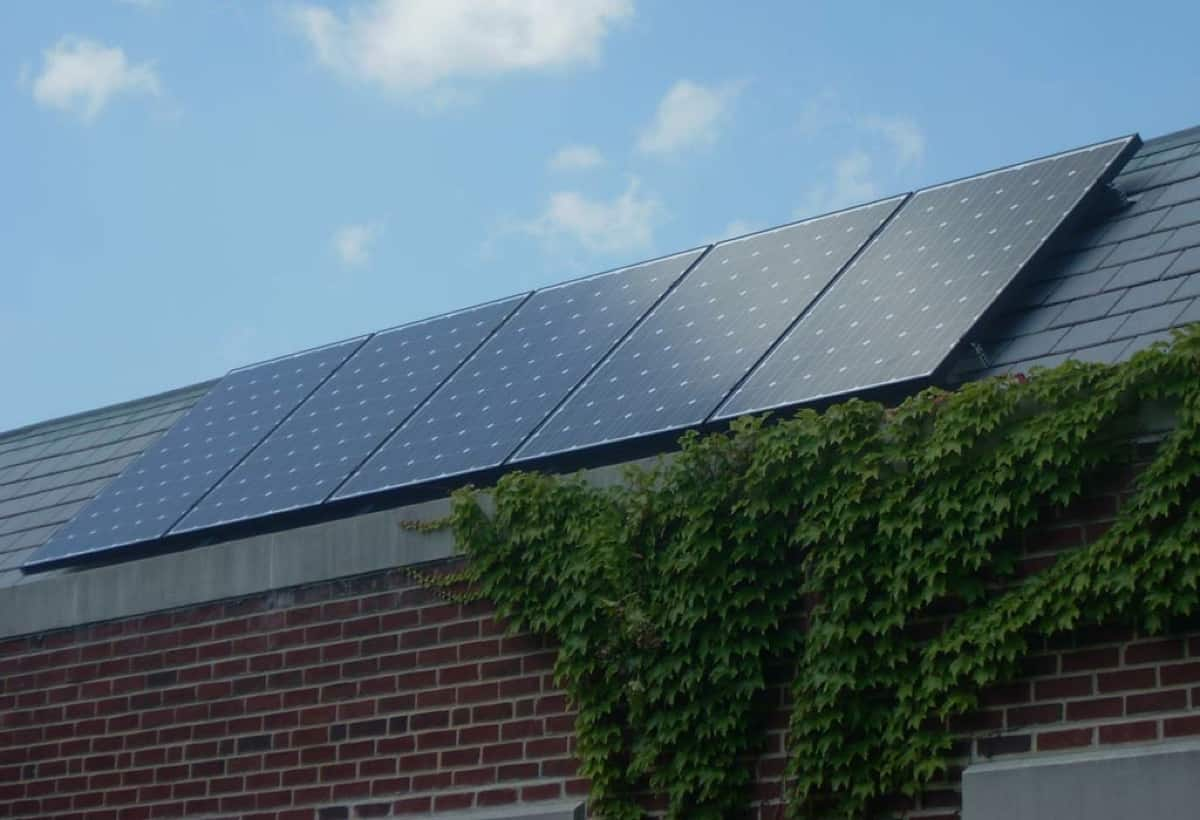 1.05 kW Solar Installation - Swarthmore, PA