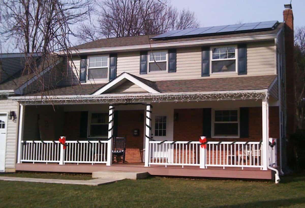 3.01 kW Solar Installation - Langhorne, PA