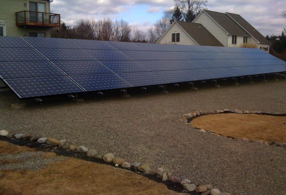 10 kW Solar Installation - West Chester, PA