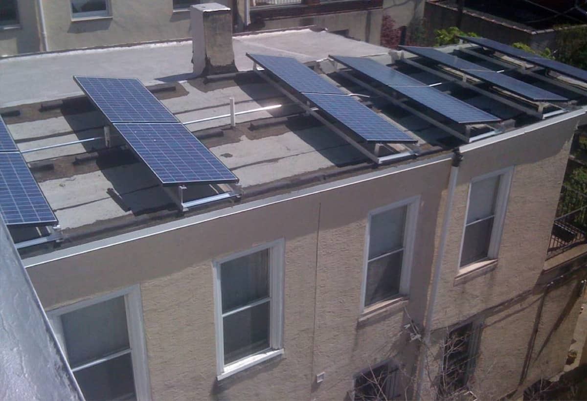 4.41 kW Solar Installation - Philadelphia, PA