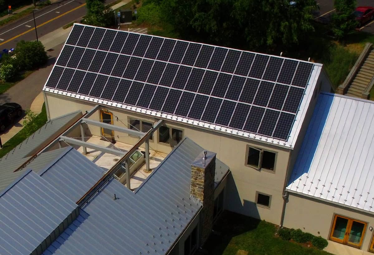 20 kW Solar Installation - Chestnut Hill PA