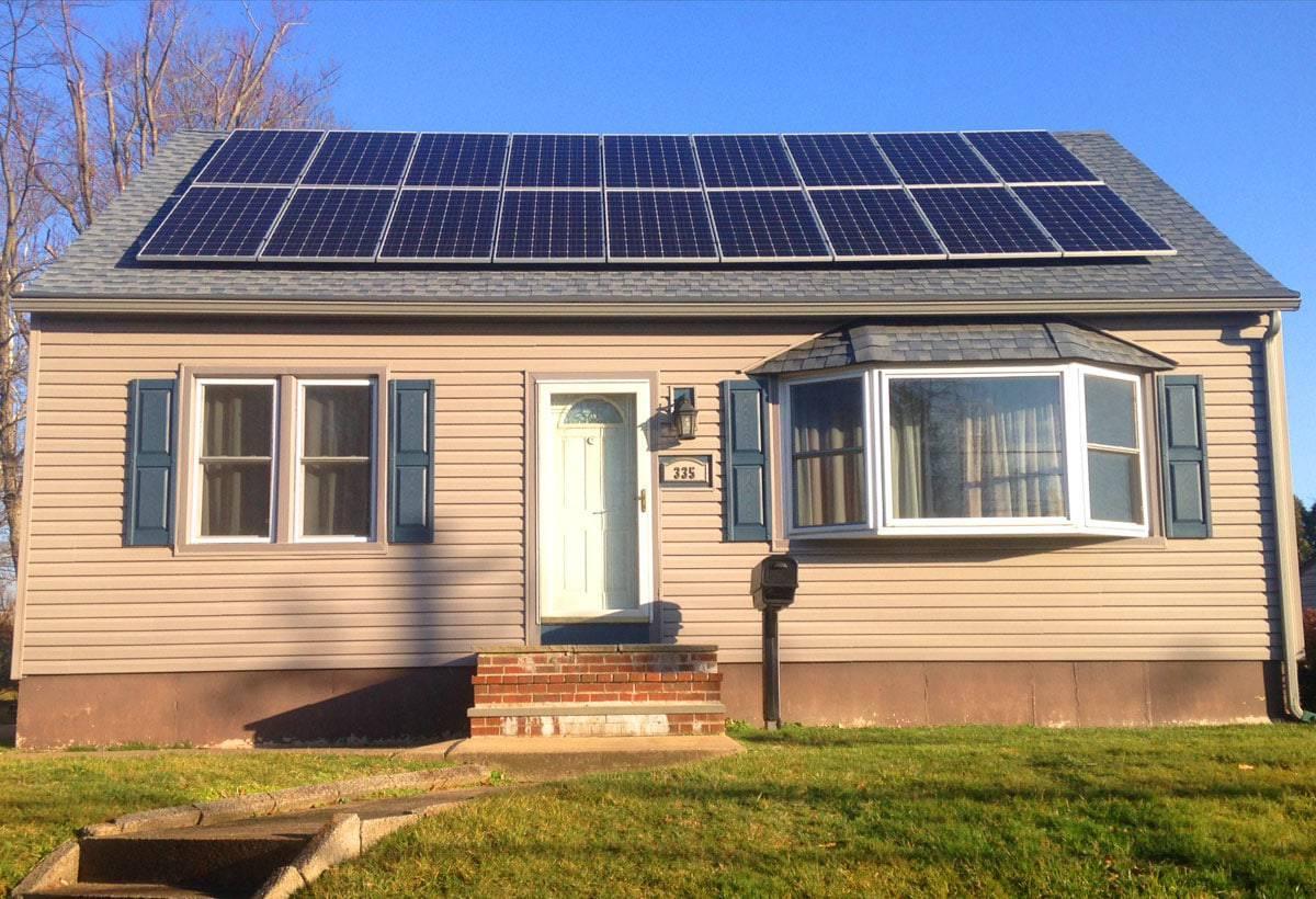 5.58 kW Solar Installation - Brookhaven PA