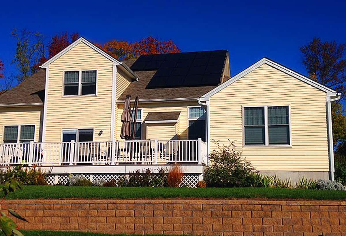 5.6 kW Solar Installation - Collegeville, PA