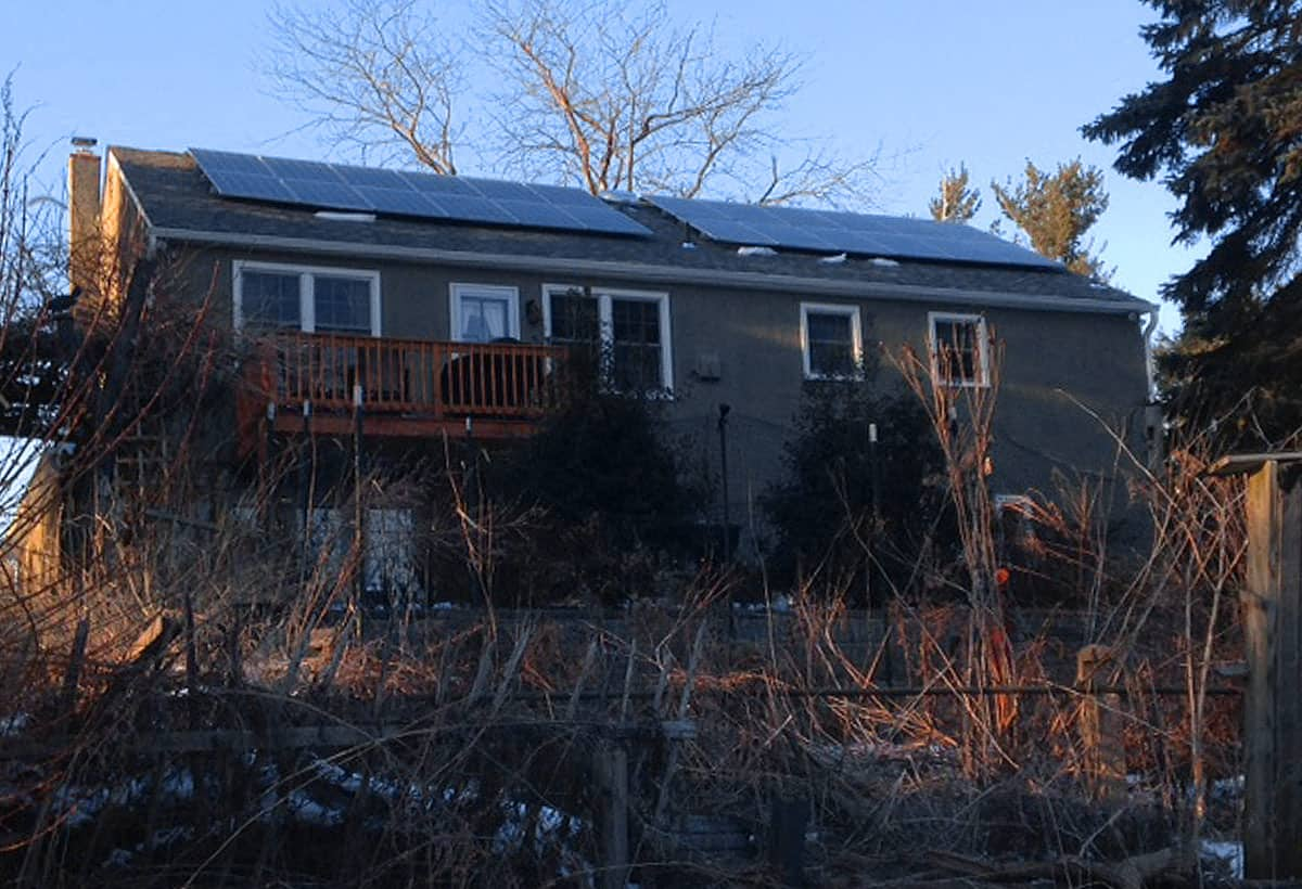 4.4 kW Solar Installation - Downingtown, PA
