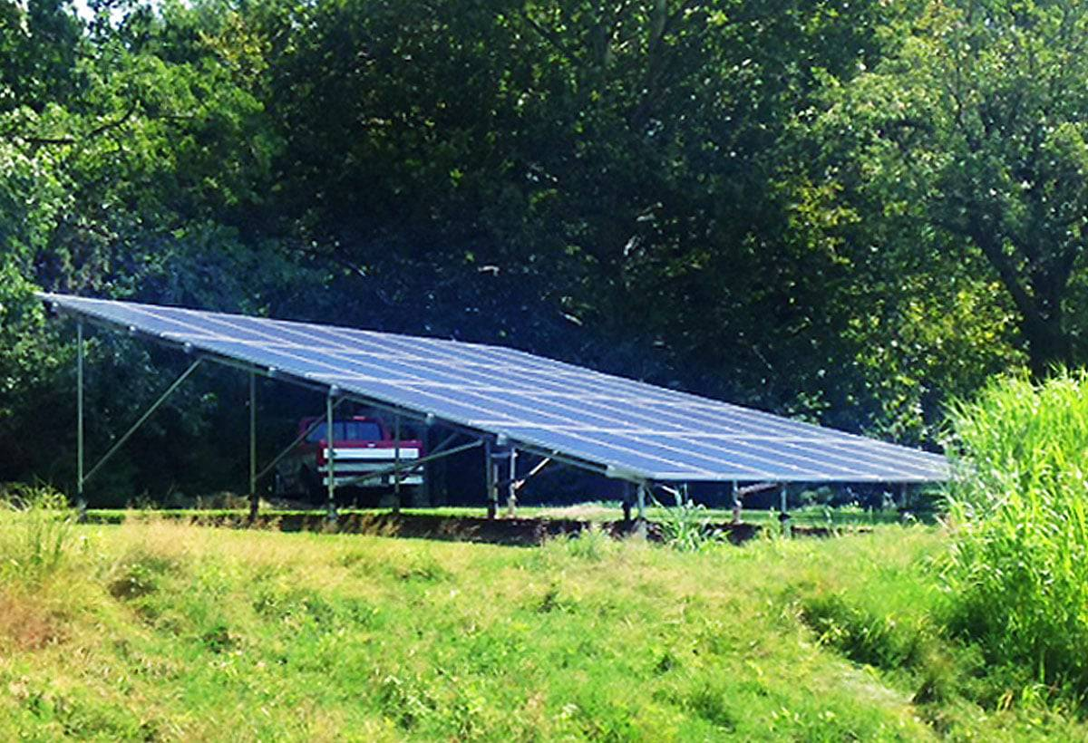 9.6 kW Solar Installation - Lafayette Hill, PA