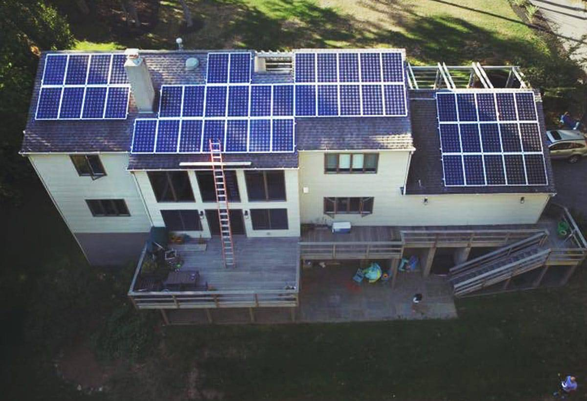 13.68 kW Solar Installation - Media, PA