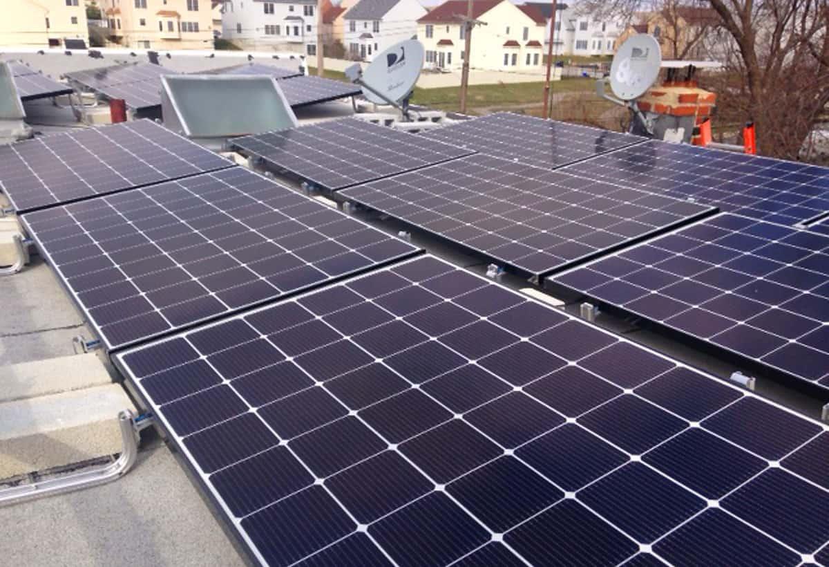 4.72 kW Solar Installation - Philadelphia, PA