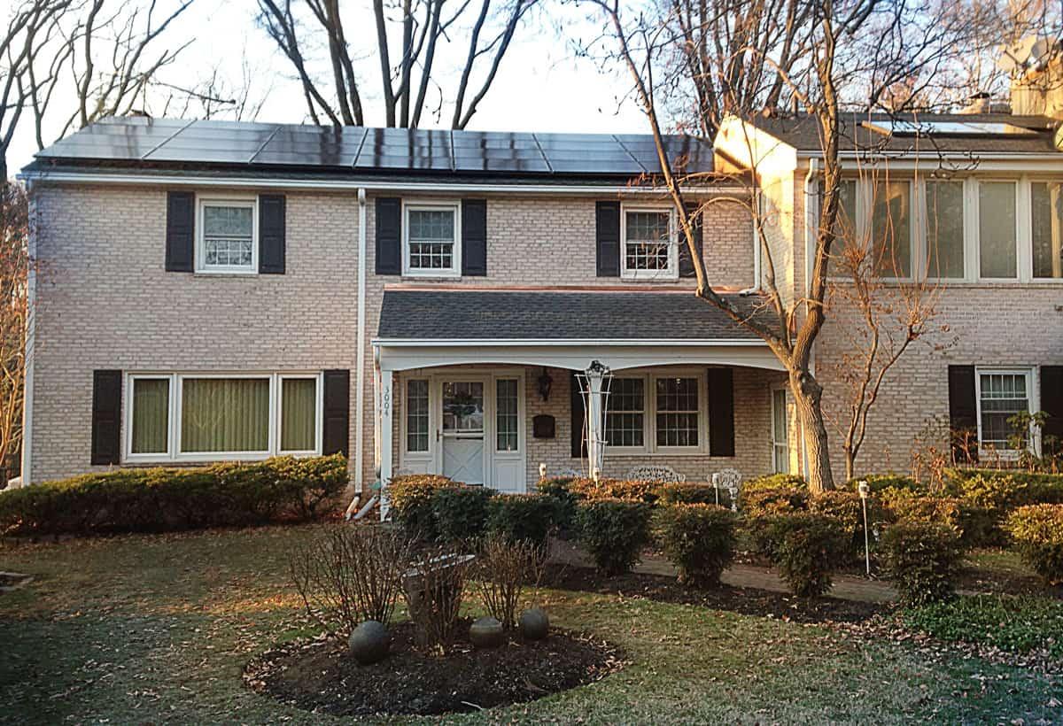 7.8 kW Solar Installation - Philadelphia, PA