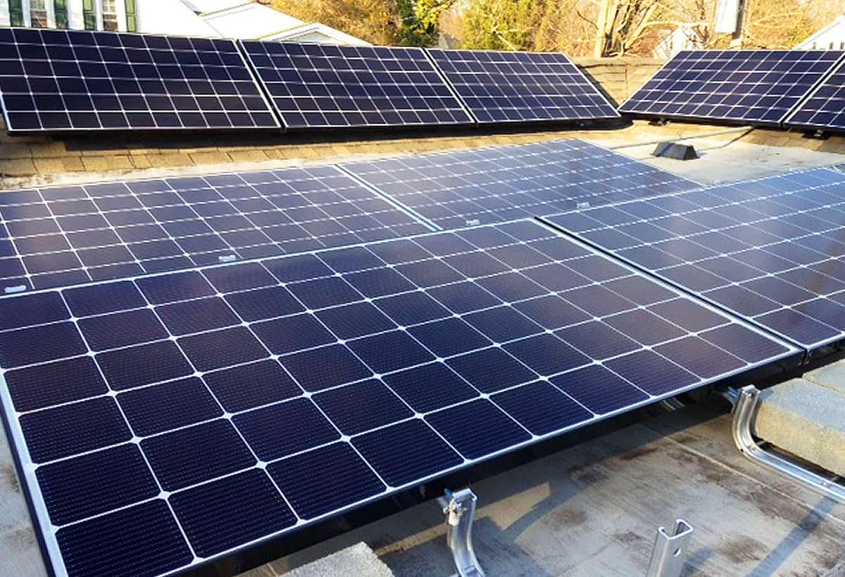 3.46 kW Solar Installation - Swarthmore, PA