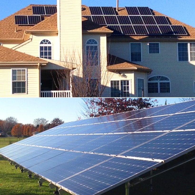 18.51 kW Solar Installation - Woolwich, NJ