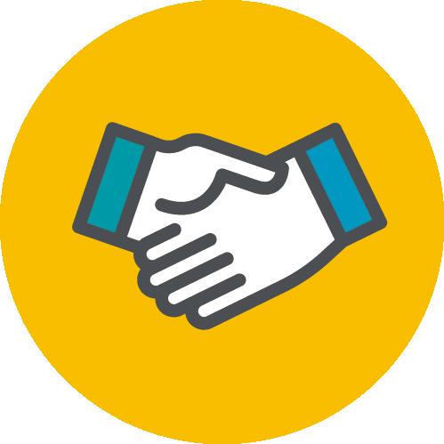 Clientes e parceiros