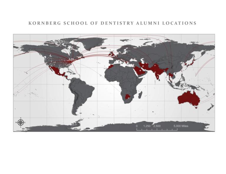 Alumni Locations