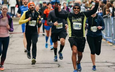 Probility 2021 Ann Arbor Marathon