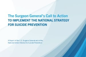 Surgeon General Releases Call to Action