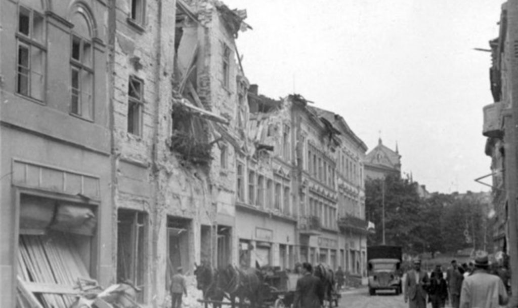 Lviv in WWII