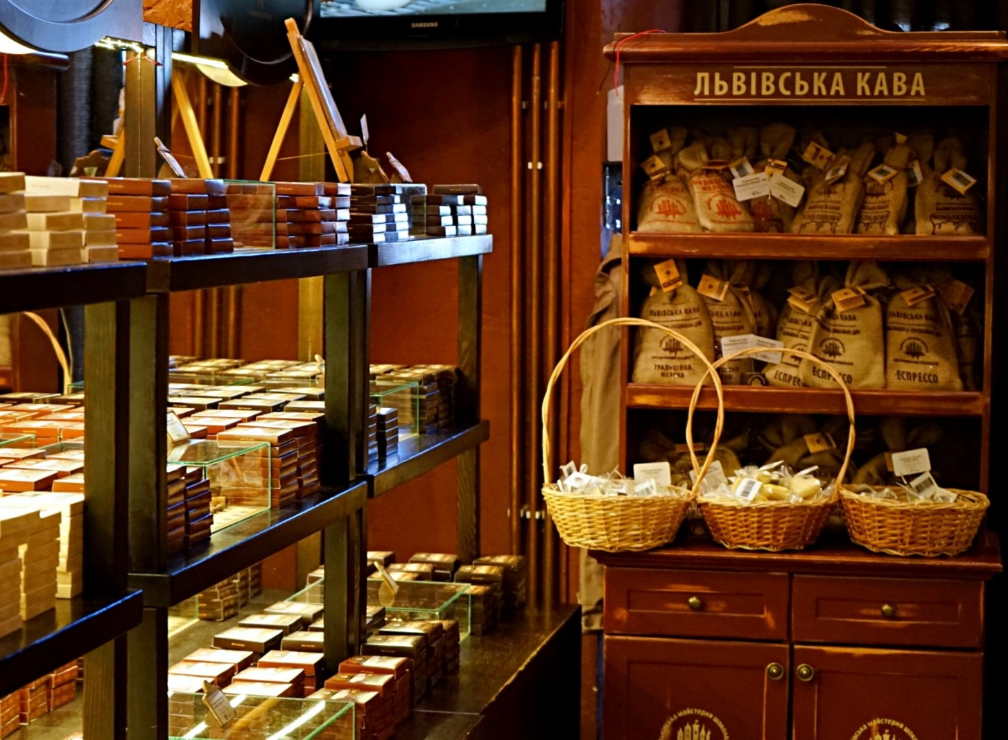 The Best Souvenirs To Bring From Lviv