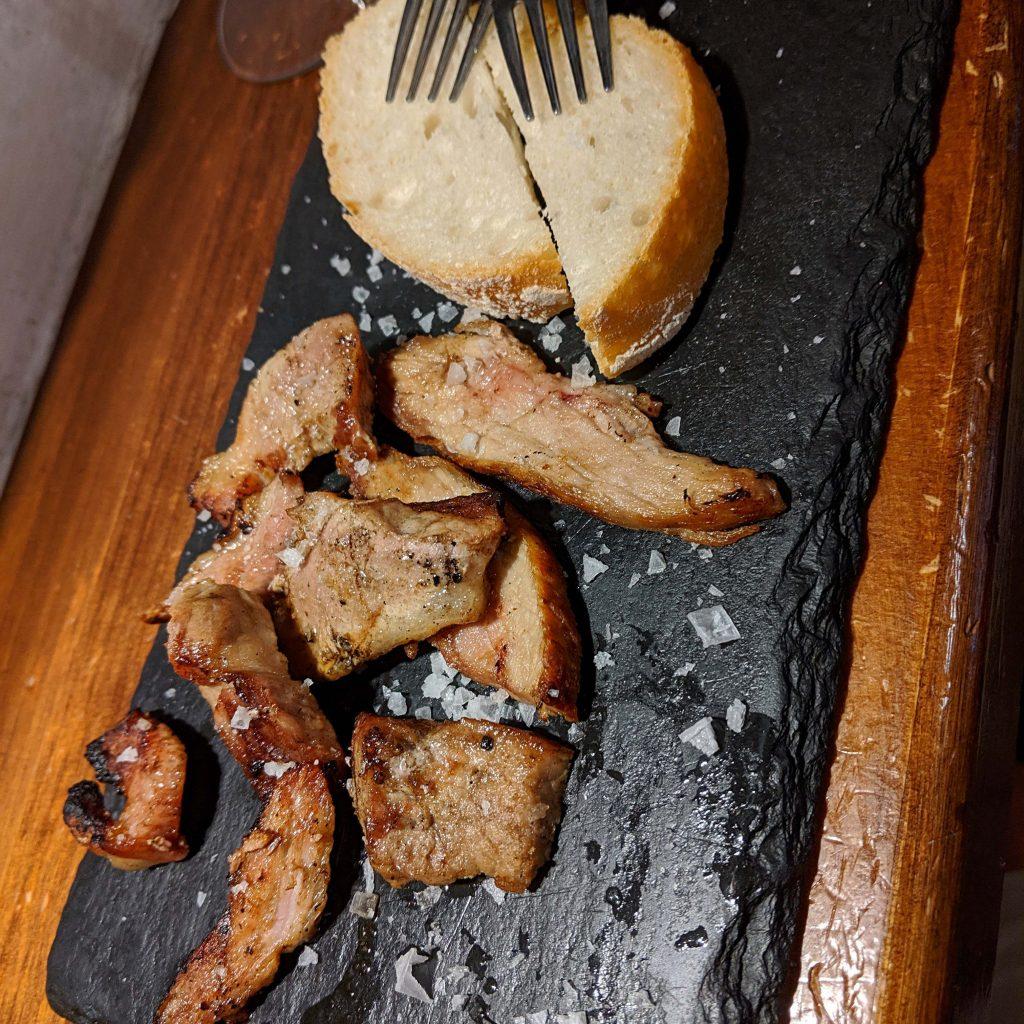 pork with salt
