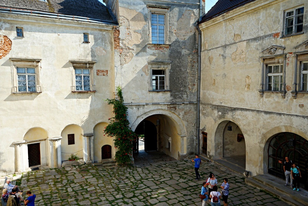 Lviv Castles