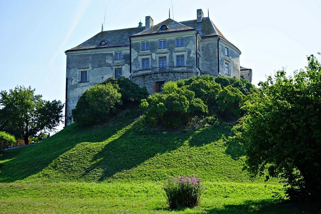 Olesko castle, one of the most popular castles of Lviv