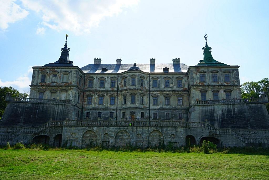 Castle in Pidhirtsi