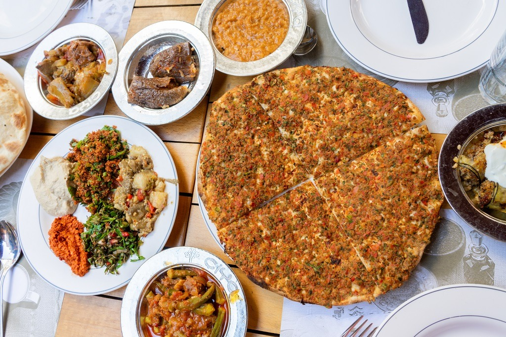 Istanbul food tour: Çiya Sofrasi