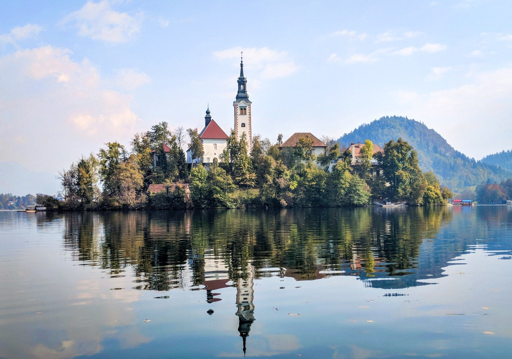 Cheapest way to get to lake Bled