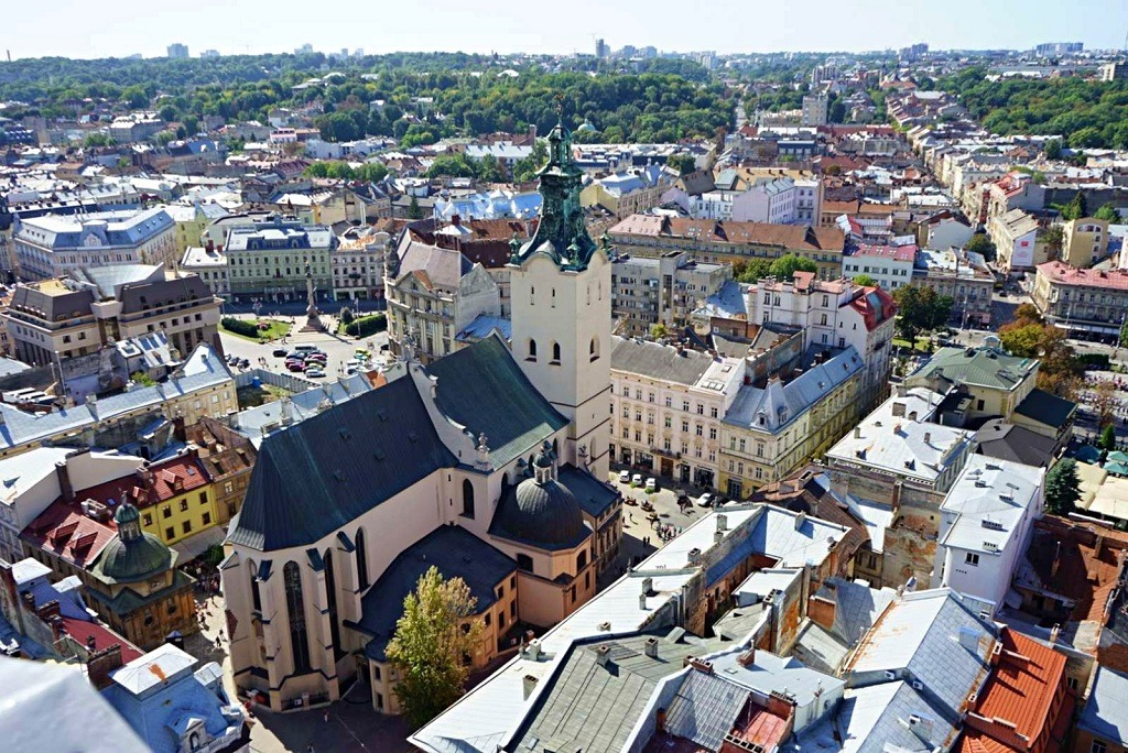 A Condensed History Of Lviv