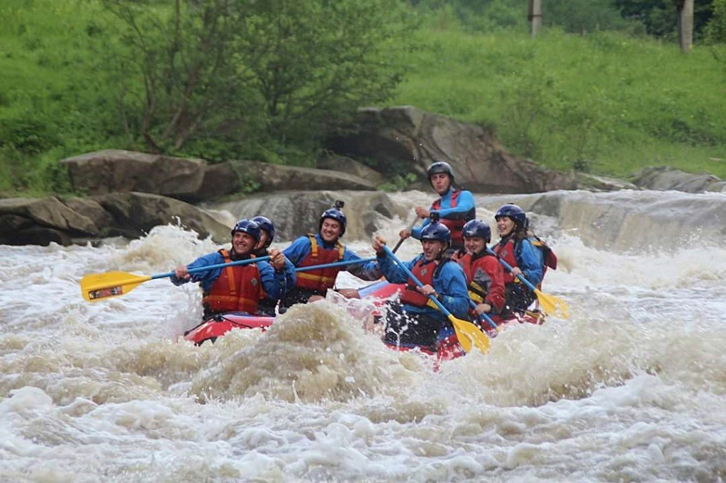 rafting-in-the-carpathians