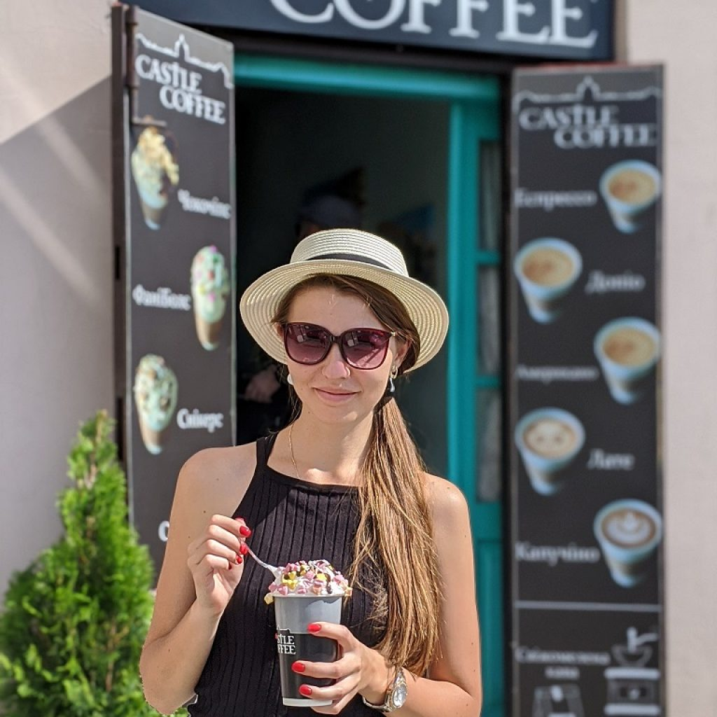 A Day Trip From Lviv To ZhovkvaL: Castle Coffee in Zhovkva Town