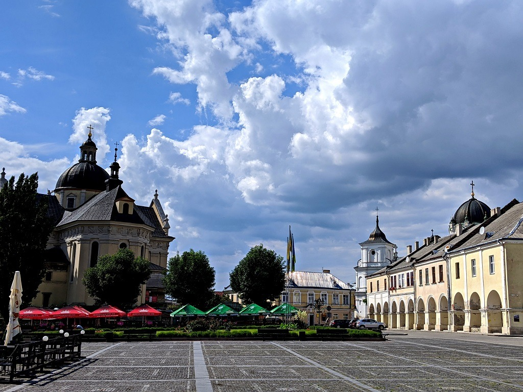 A Day Trip From Lviv To Zhovkva