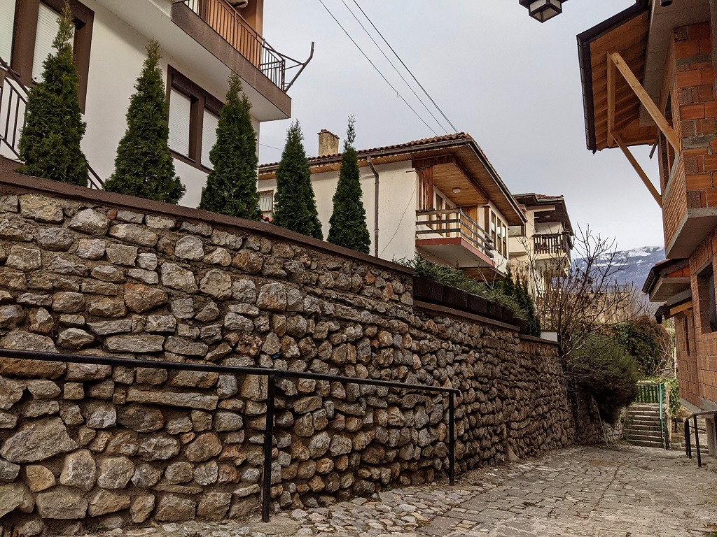 Get Lost in Ohrid Old Town