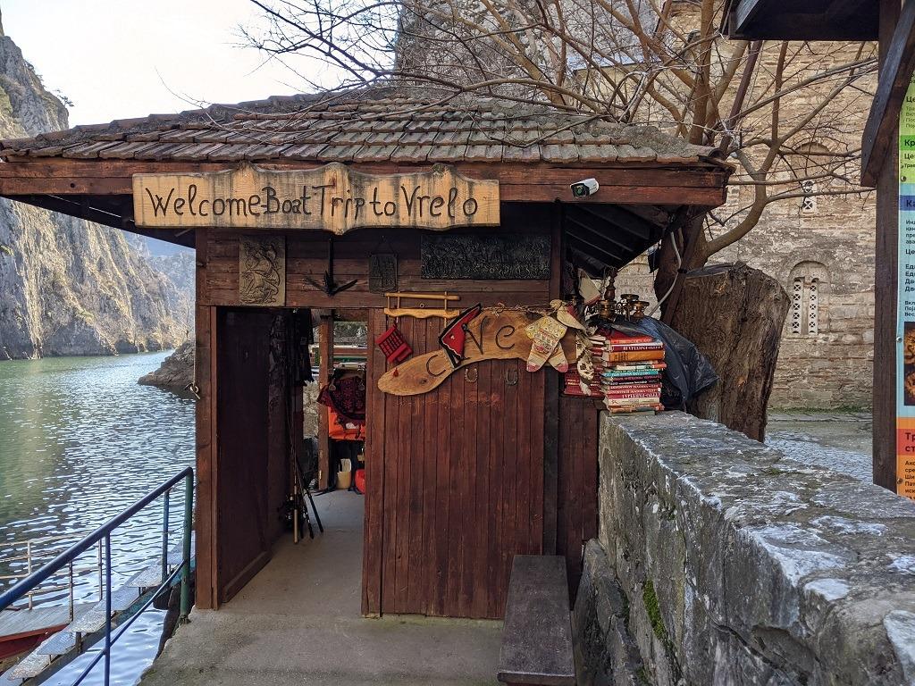 Take A Boat To See The Matka Lake