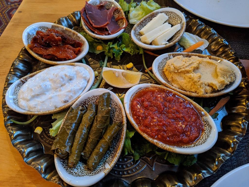 Where to eat in Goreme, Cappadocia