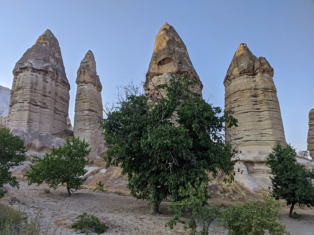 Where To Find The Fairy Chimneys In Cappadocia