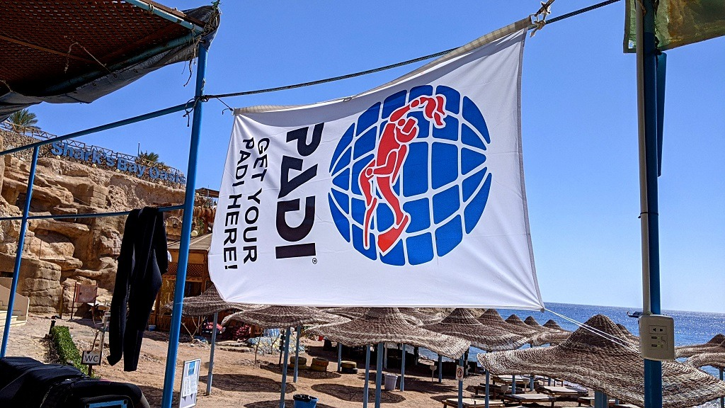 Getting PADI Certified In Sharm El Sheikh, Egypt