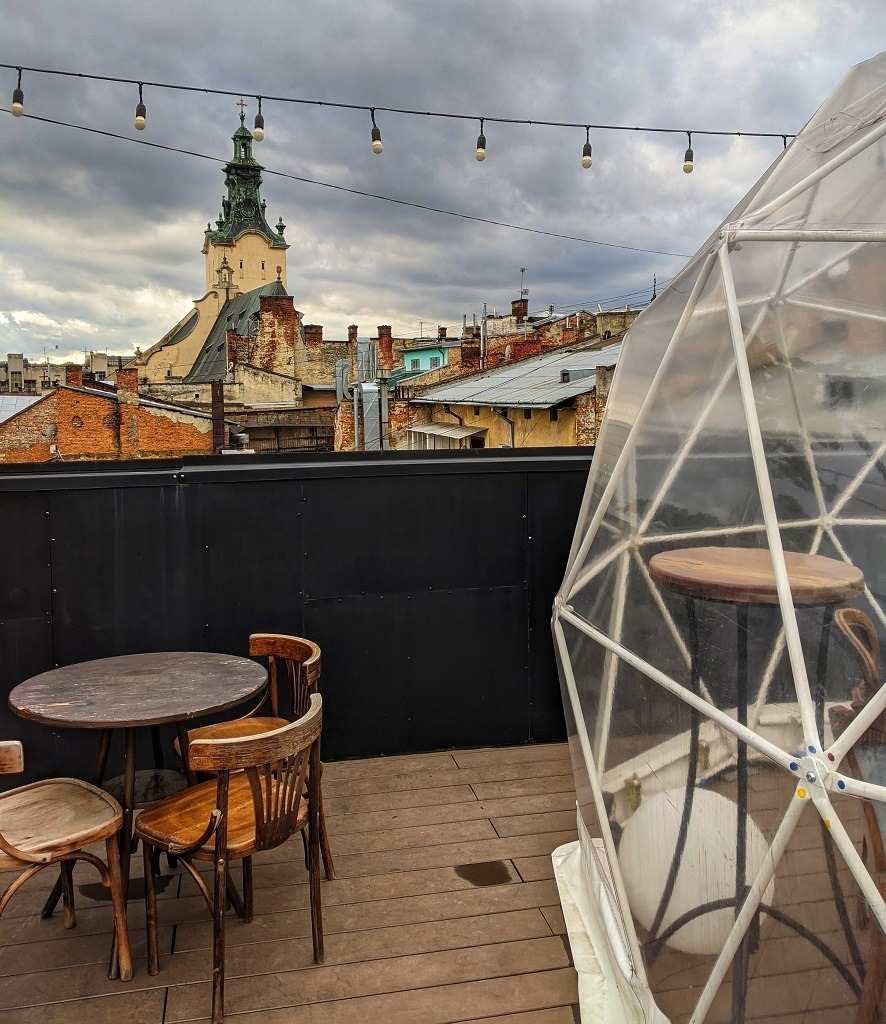 8 Places To Get The Best View Of Lviv: