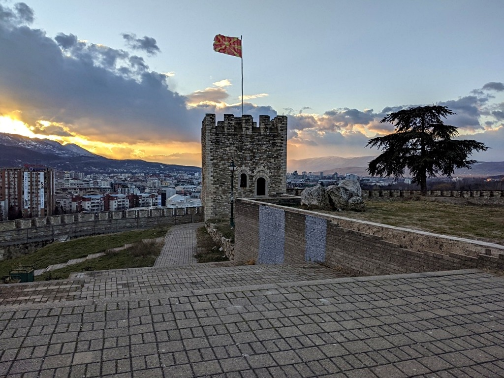 Self Guided Walking Tour For One Afternoon In Skopje