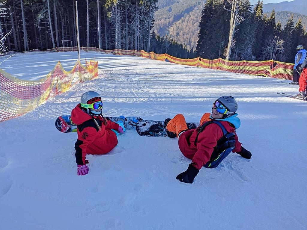 Learn To Ski In Bukovel, Ukraine