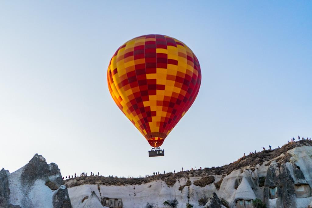Hot air balloon, 10 Things To Do In Cappadocia