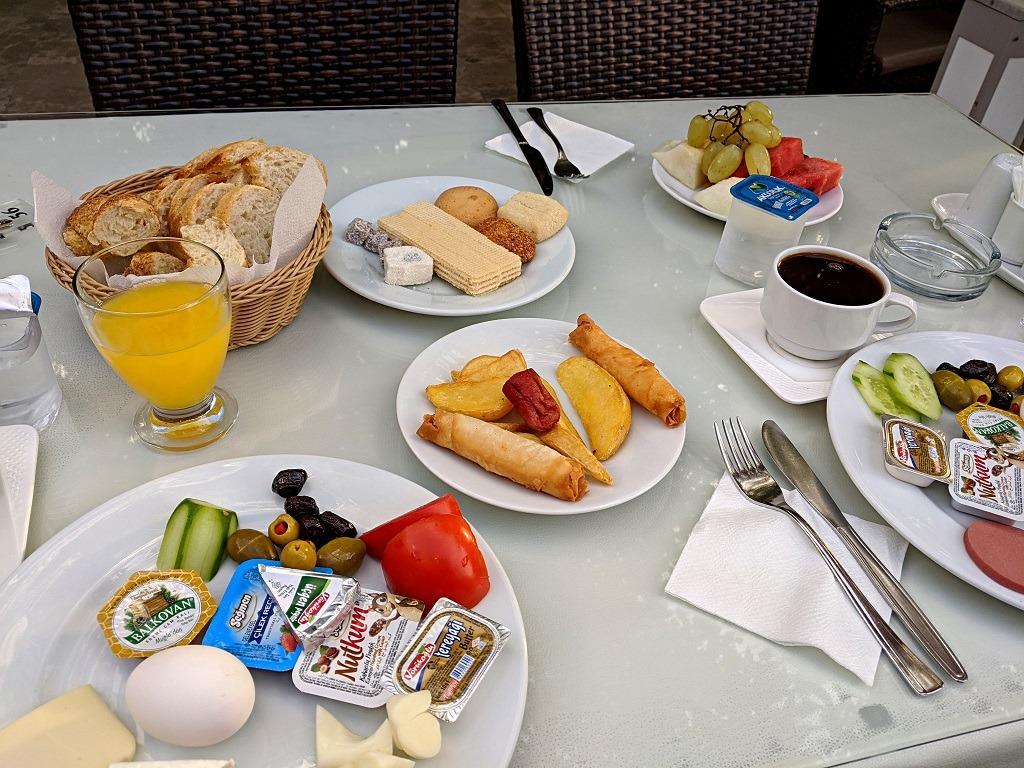 Venus Hotel, breakfast