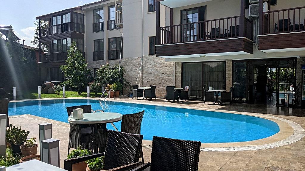 Venus Hotel, pool