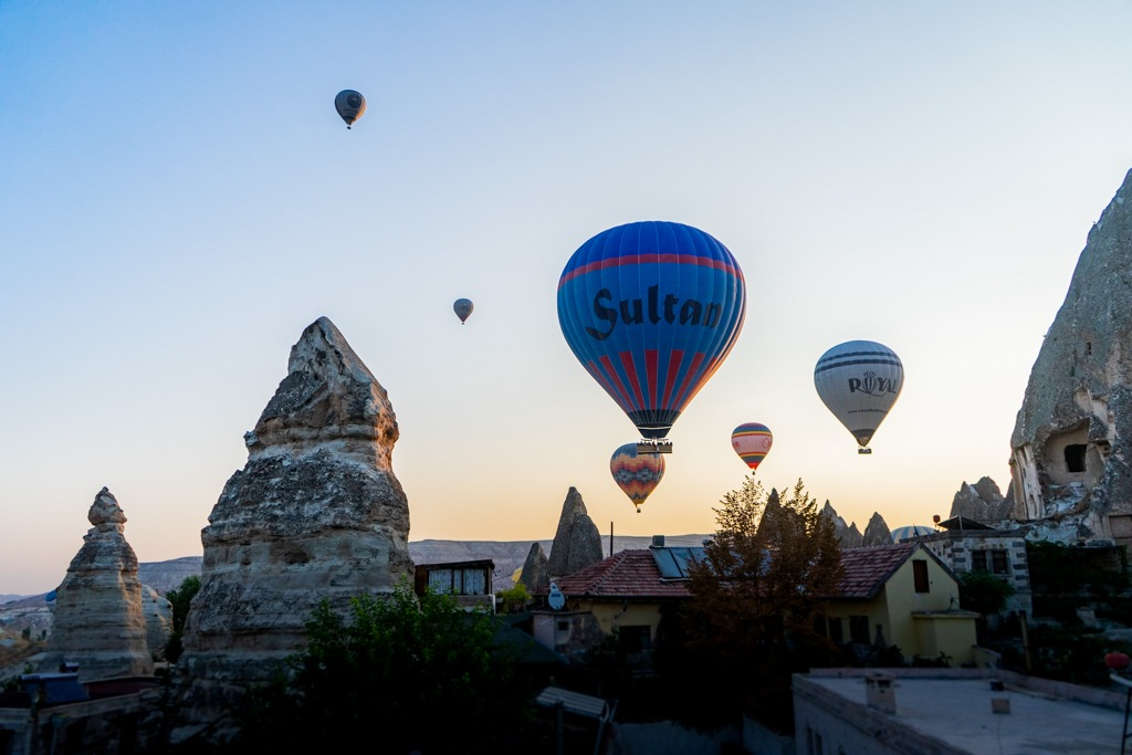 how-to-get-to-goreme-from-the-airport