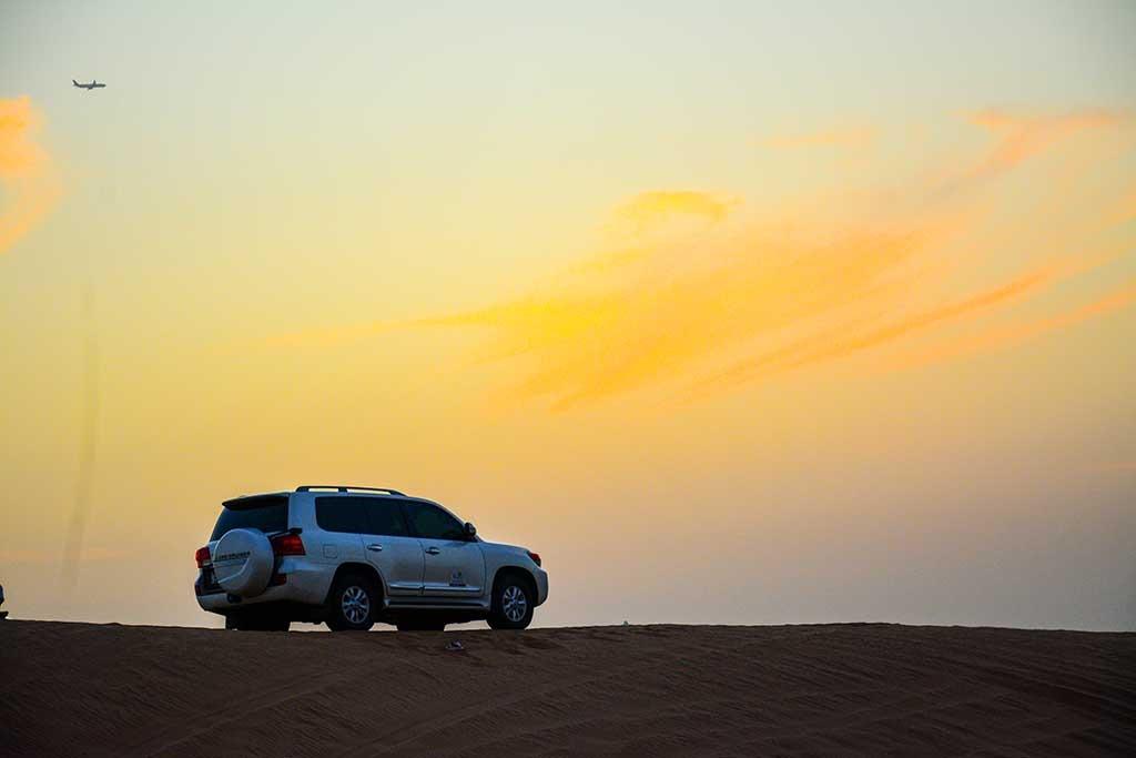 Dubai Travel Guide: Desert Safari