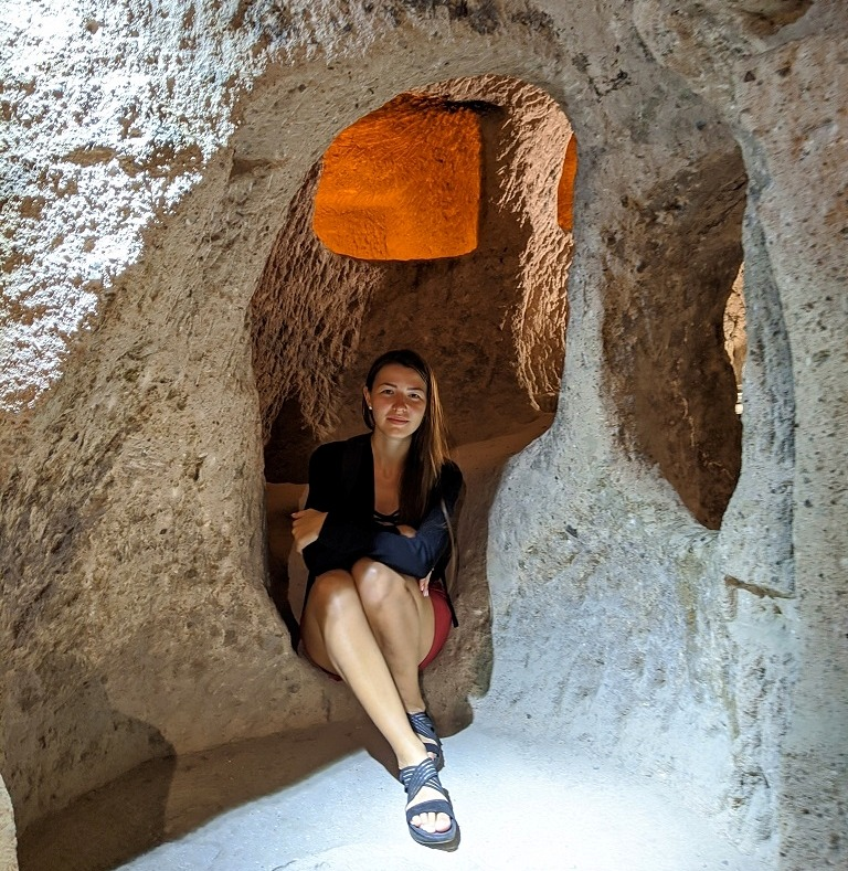 Visit Kaymakli Underground City