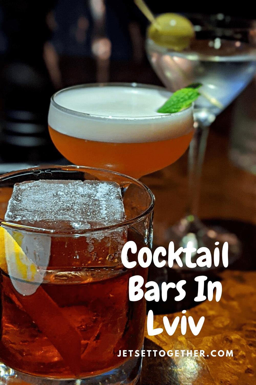 Cocktail Bars in Lviv